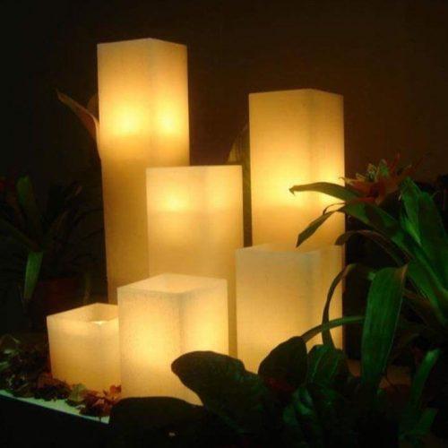 Luminária em LED - Aluguel